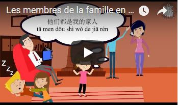 Apprendre le chinois avec des vidéos !